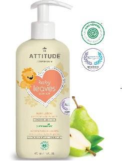 attitude baby lotion