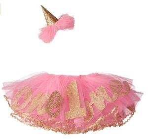 baby girl cake smash outfit pink tutu