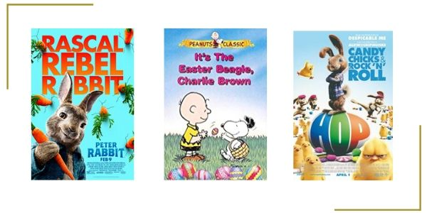 fun Easter movies for kids