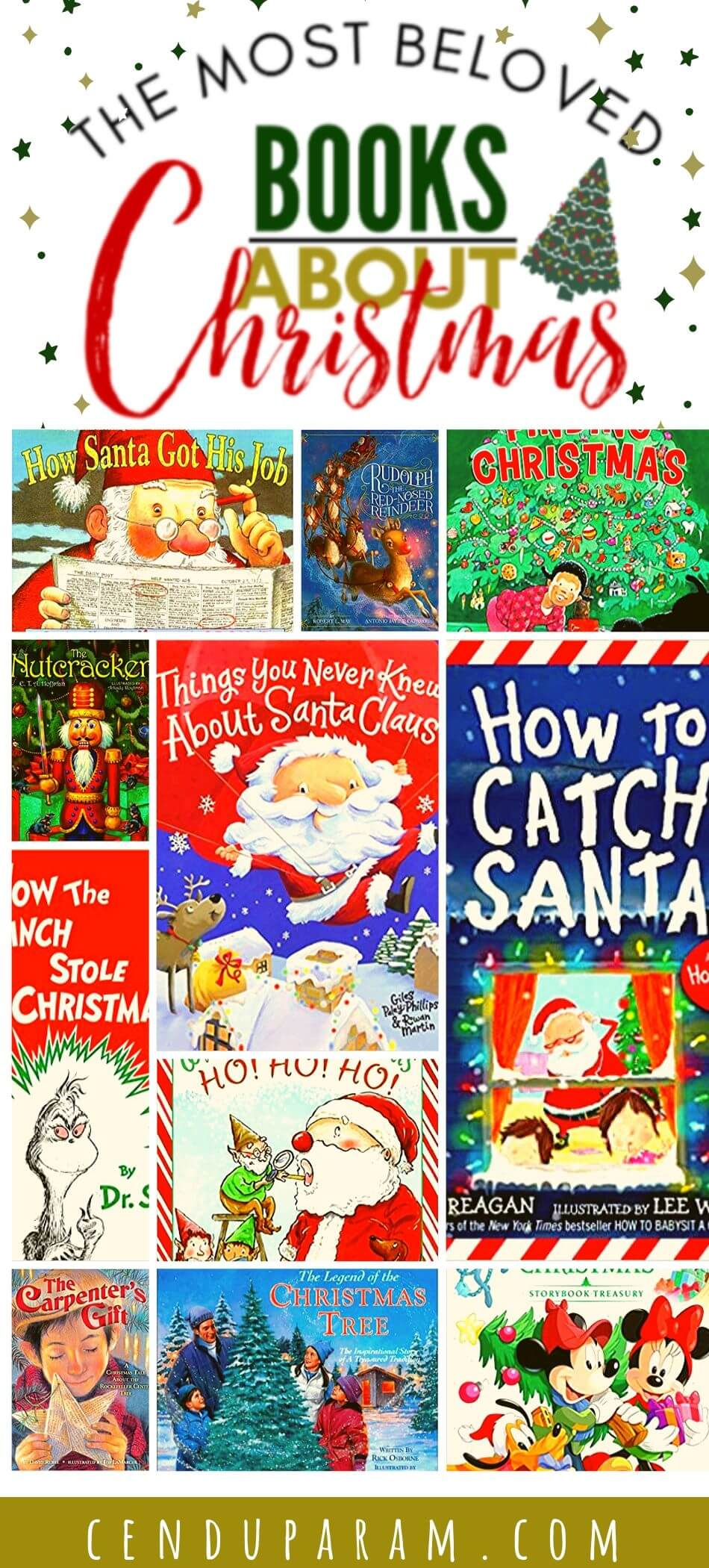 the best story books about Christmas for kids