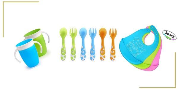 toddler utensils for restaurant kit