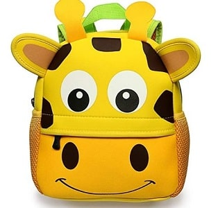 small toddler backpack for busy bag