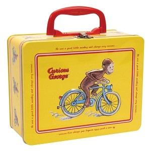 children's metal lunch box