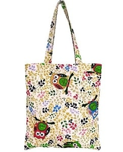 colorful canvas bag for kids