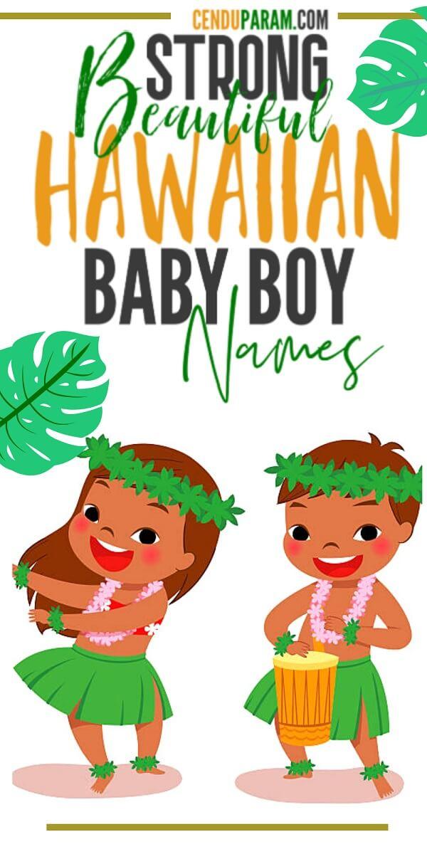 31+ Hawaiian ocean boy names ideas in 2021