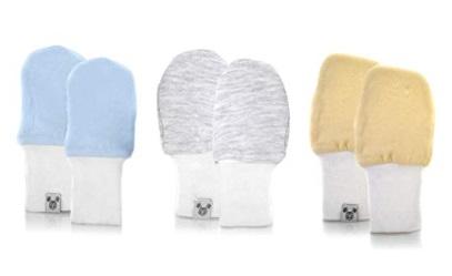 baby mittens cotton
