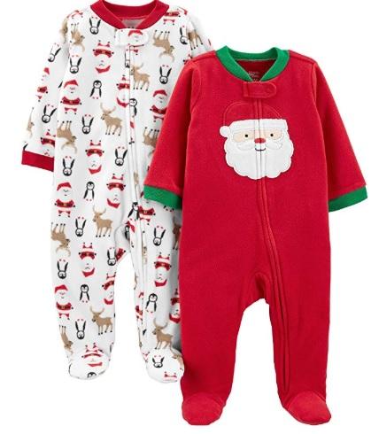 flannel sleeper newborn must have for winter