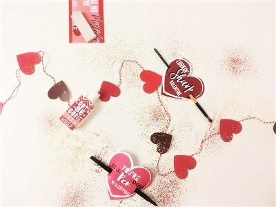 no candy alternatives for kids classroom valentines