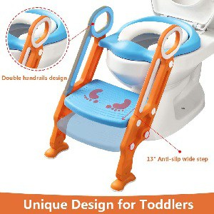 toddler step stool potty
