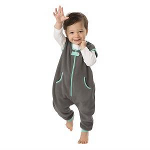 Toddler wearing sleep sack wearable blanket
