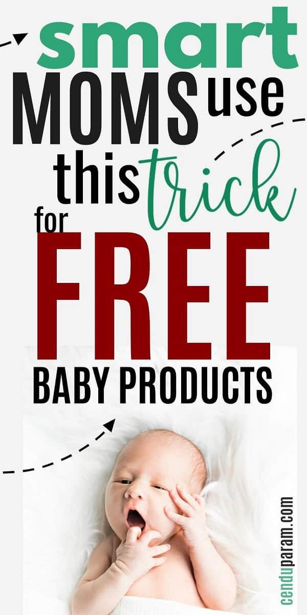newborn baby gets free baby stuff worth $500