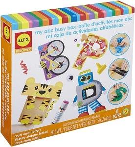 alex discover art kit artsy toy for kids