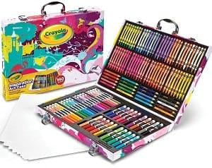 artys toy crayola coloring set for kids