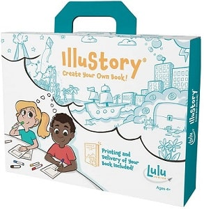 book making art toy for kids