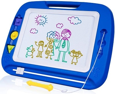magnetic drawing board art toy