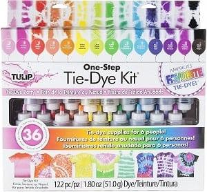 best art toy for kids : tie dye kit