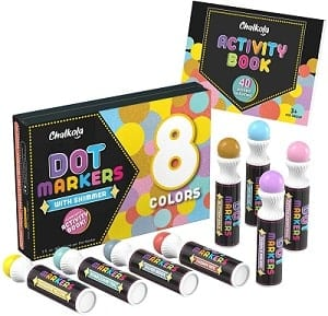 dot markers are great art toy for kids