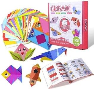 art toy origami kit for kids