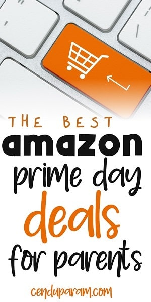 shopping checkout cart with title best amazon prime day deals