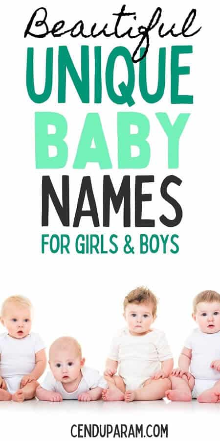 many babies sitting together in a line with caption about baby name themes