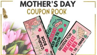 mother's day coupon book pdf