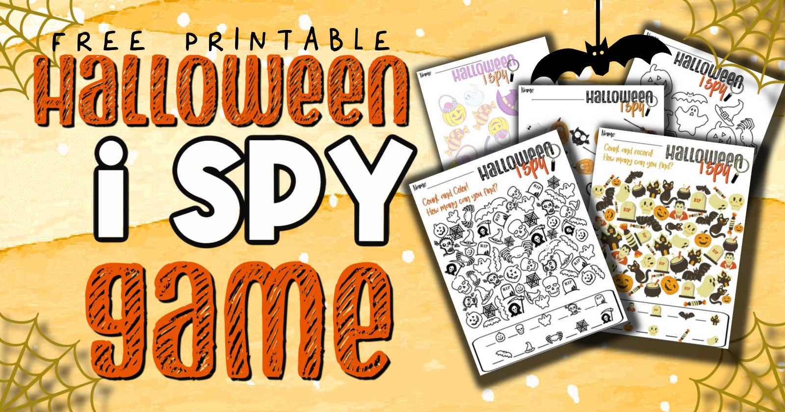 halloween i spy free printable for kids